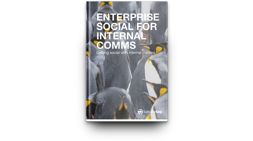 Enterprise Social Networks for Internal Comms