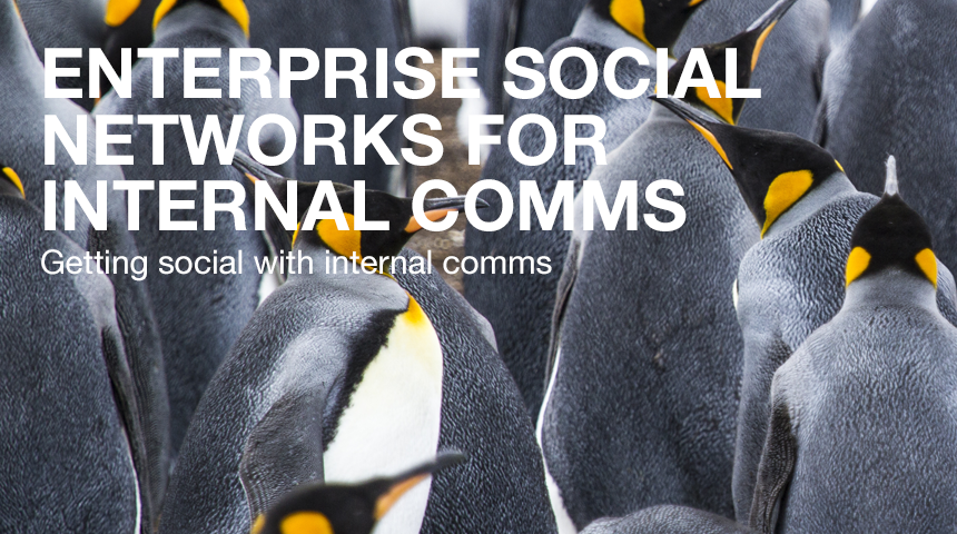 Getting Social With Internal Comms