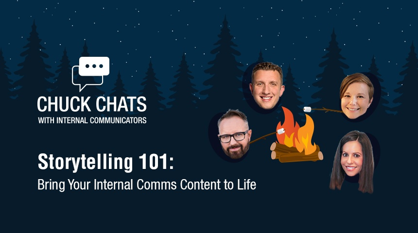 Storytelling 101: Bring Your Internal Comms Content to Life